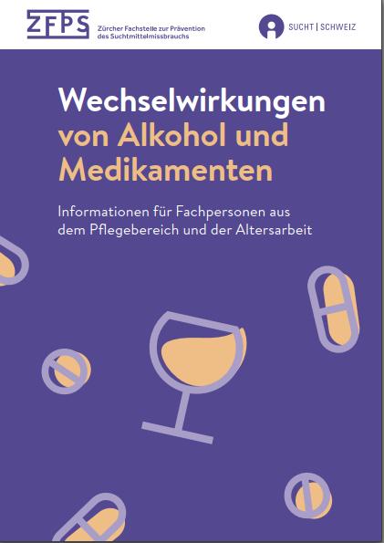 Wechselwirkungen von Alkohol und Medikamenten