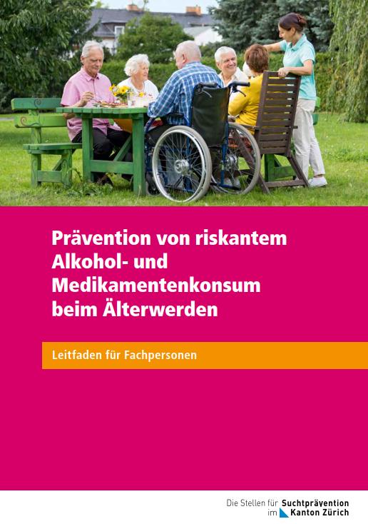 Prävention von riskantem Alkohol- und Medikamentenkonsum beim Älterwerden