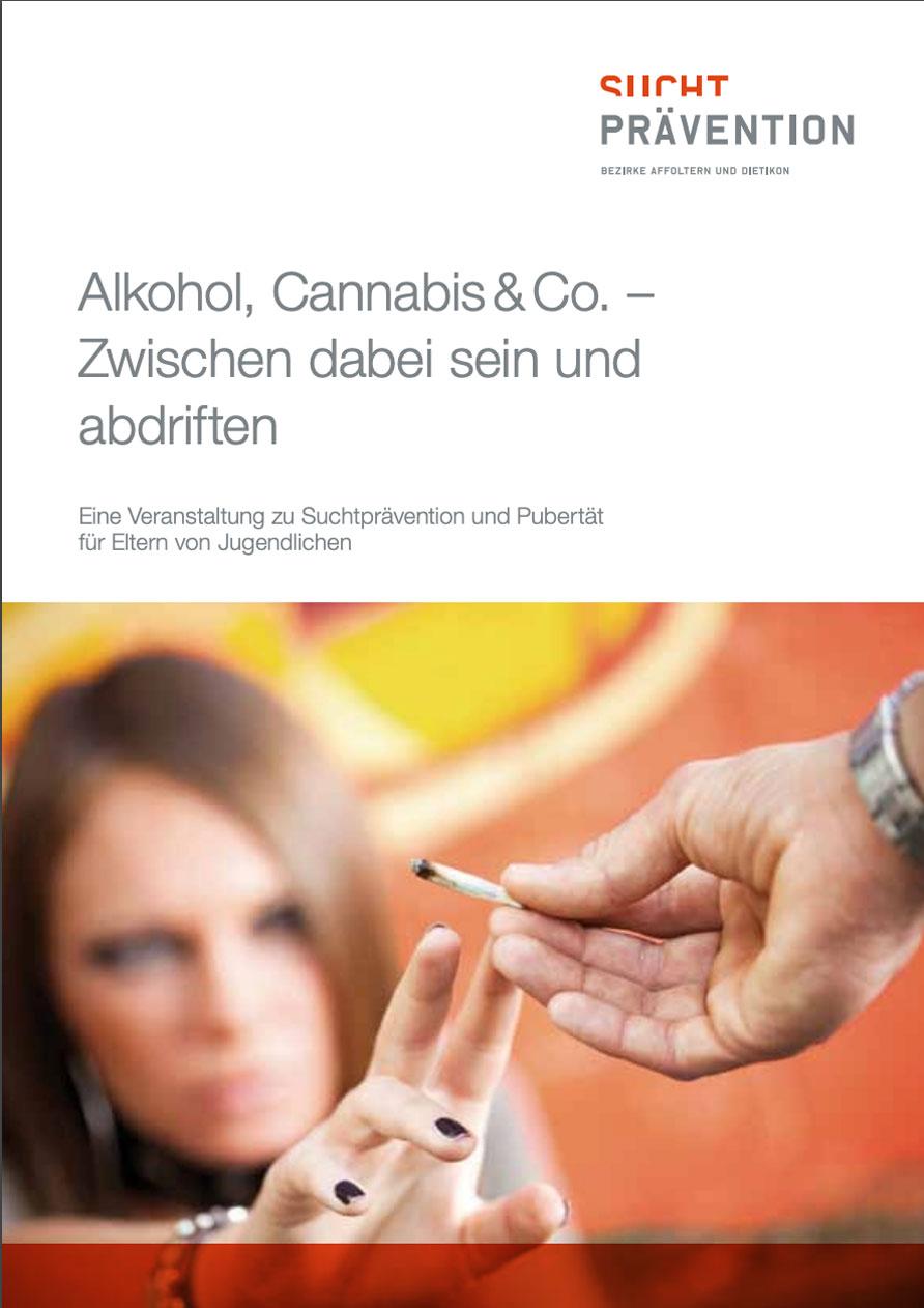 Alkohol, Cannabis & Co. – zwischen dabei sein und abdriften